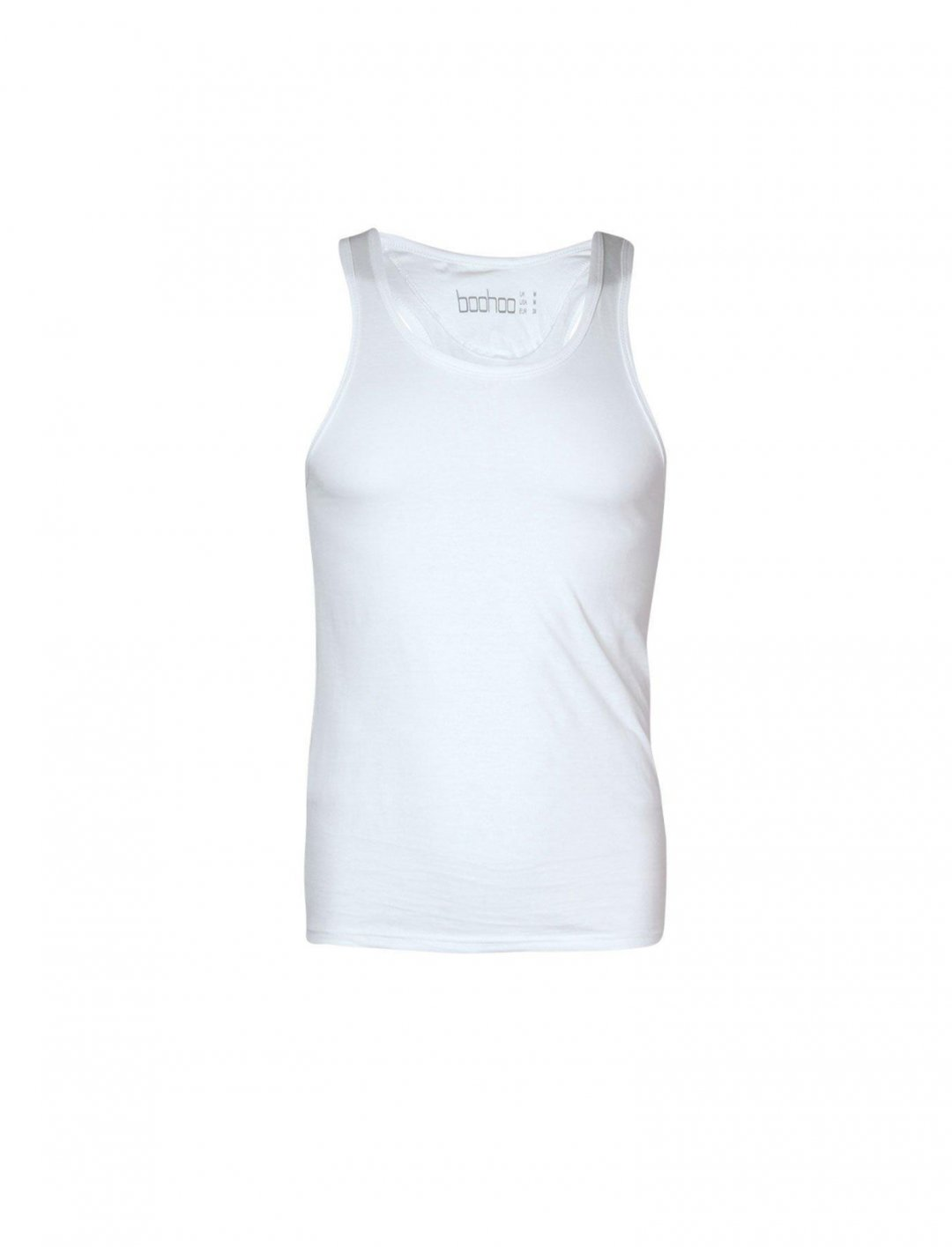 "Diplo's Basic Vest {""id"":5,""product_section_id"":1,""name"":""Clothing"",""order"":5} BoohooMAN"