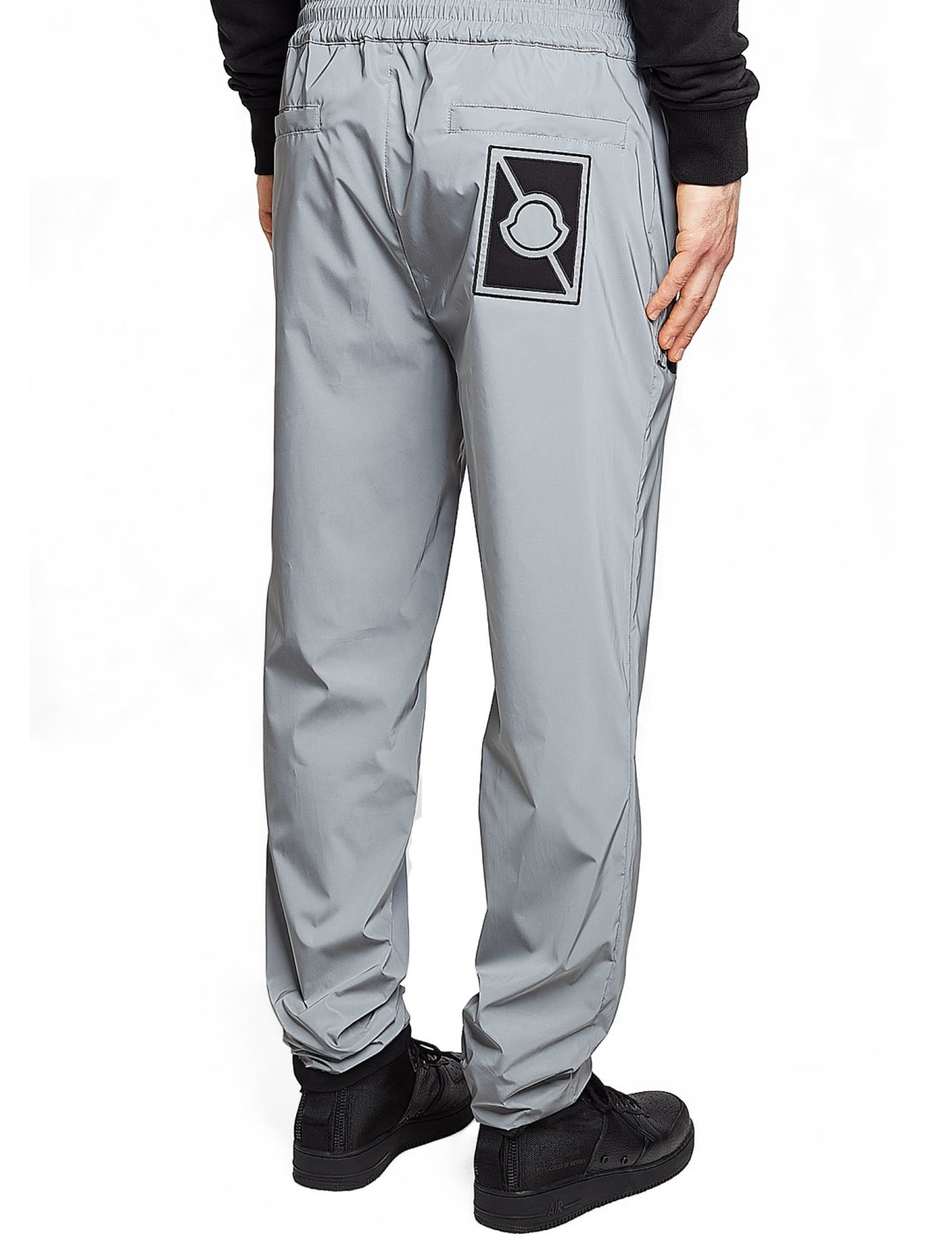 "French Montana's Tech Pants {""id"":5,""product_section_id"":1,""name"":""Clothing"",""order"":5} Moncler x Craig Green"