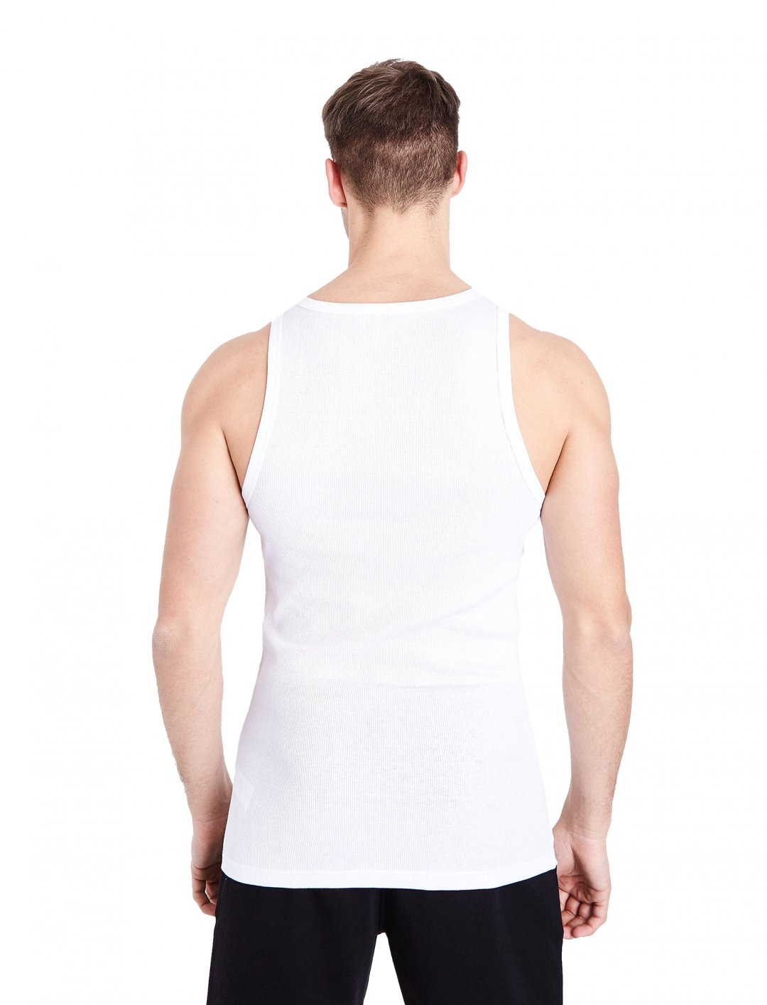 "New Look Ribbed Vest {""id"":5,""product_section_id"":1,""name"":""Clothing"",""order"":5} New Look"