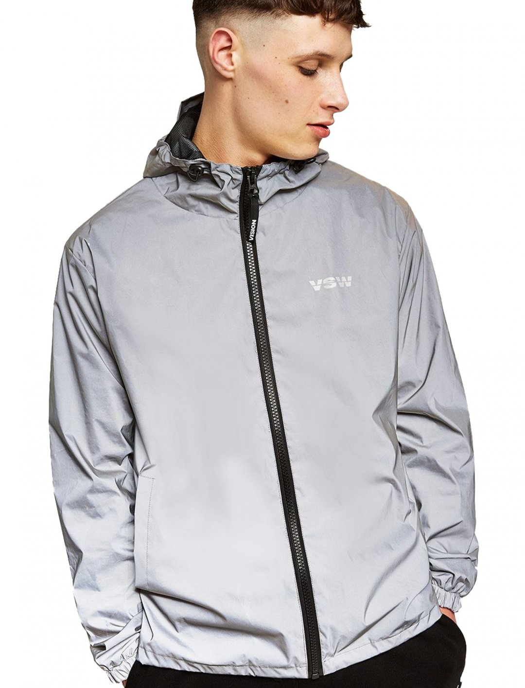 "Vision Reflective Jacket {""id"":5,""product_section_id"":1,""name"":""Clothing"",""order"":5} Vision"