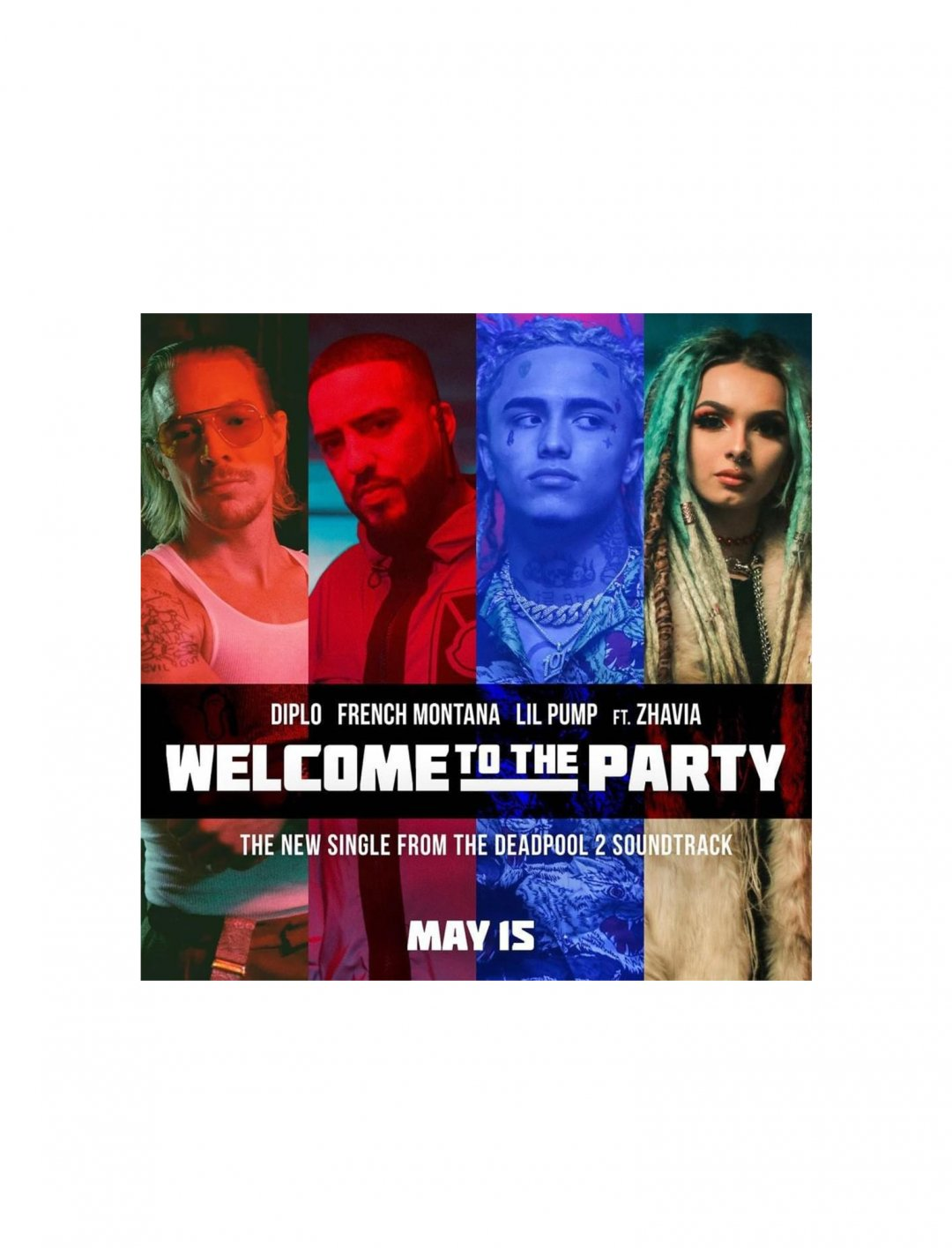 "Welcome To The Party Single {""id"":11,""product_section_id"":1,""name"":""Music & Ringtone"",""order"":11} iTunes"