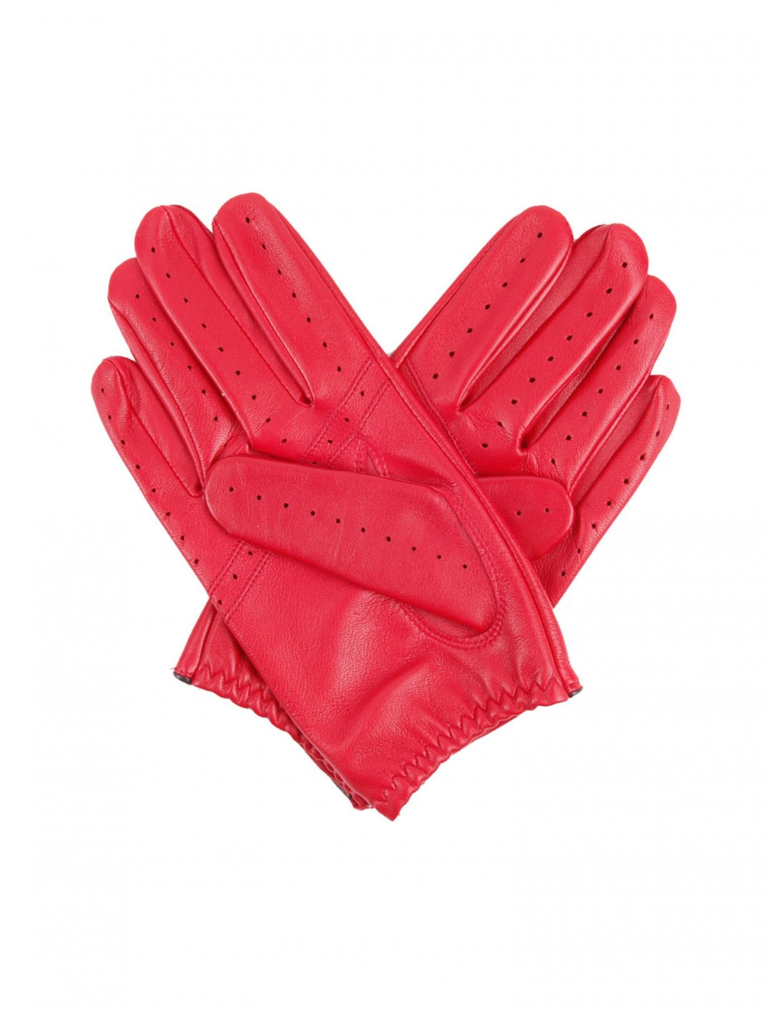 """Pitbull's Red Biker Gloves {""""id"""":16,""""product_section_id"""":1,""""name"""":""""Accessories"""",""""order"""":15} Dents"""