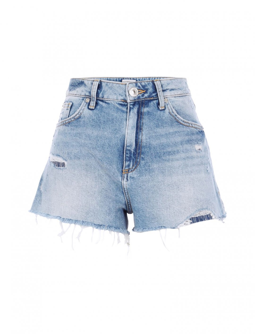 """River Island Distressed Shorts {""""id"""":5,""""product_section_id"""":1,""""name"""":""""Clothing"""",""""order"""":5} River Island"""