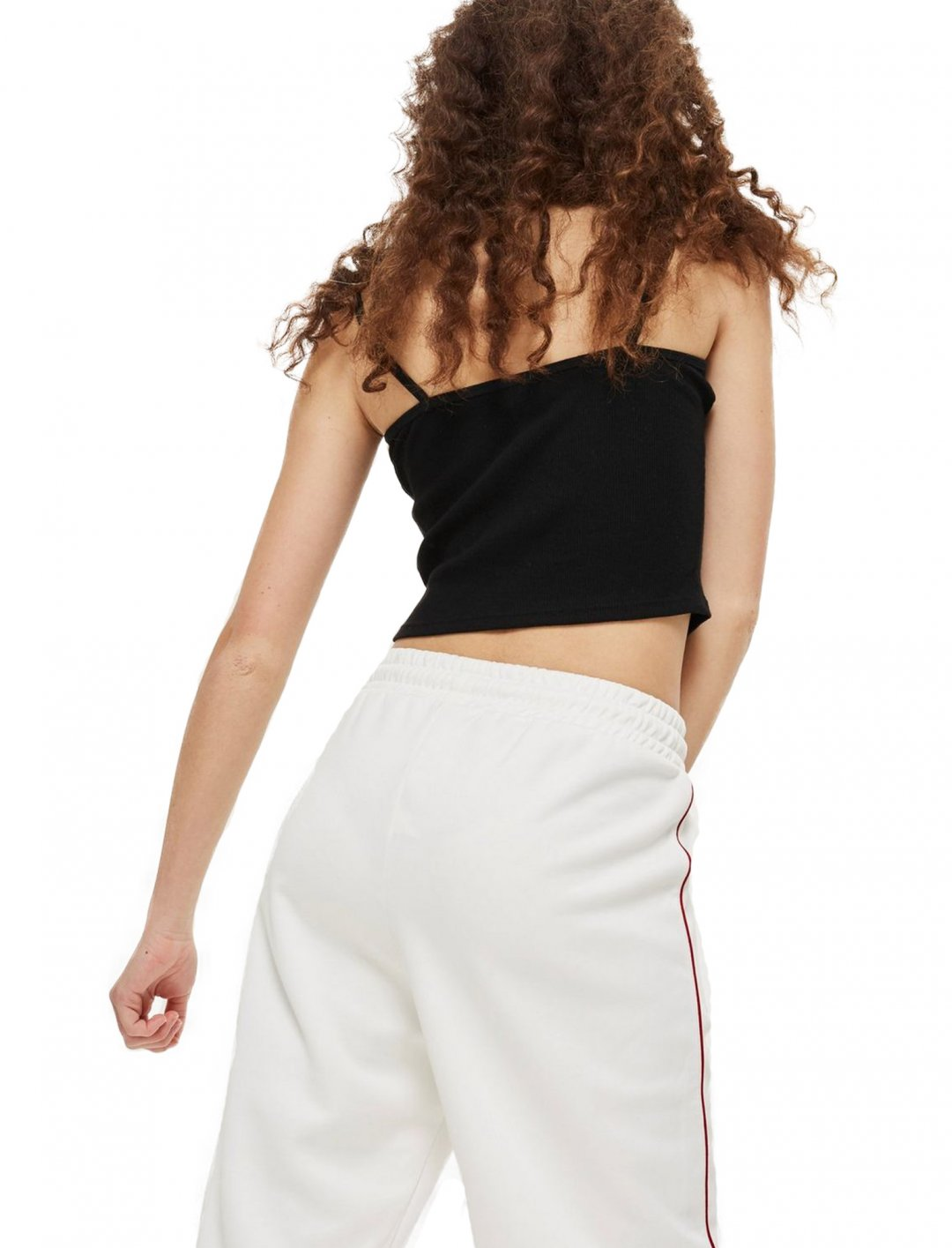 """Topshop Popper Camisole Top {""""id"""":5,""""product_section_id"""":1,""""name"""":""""Clothing"""",""""order"""":5} Topshop"""