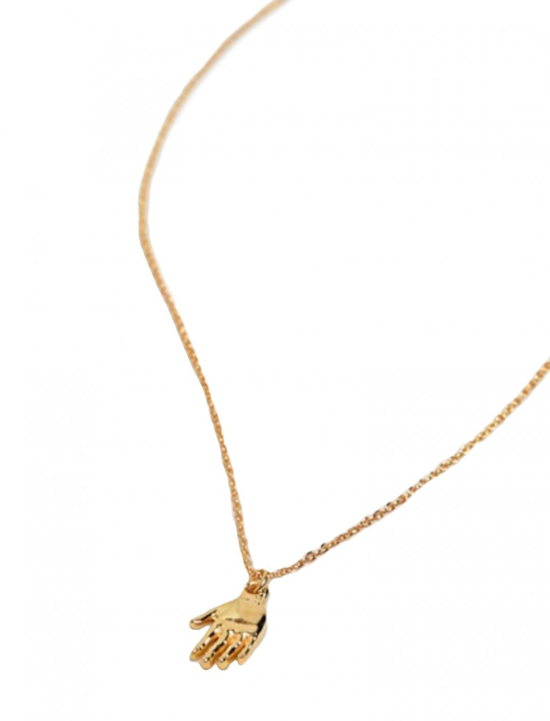 "Asos Hand Pendant Necklace {""id"":10,""product_section_id"":1,""name"":""Jewellery"",""order"":10} Asos"