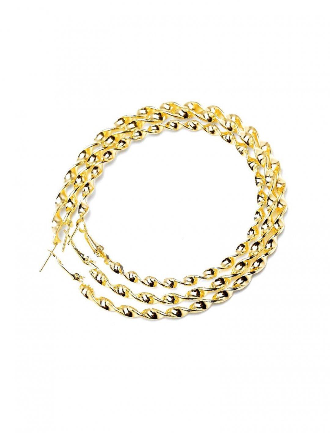 "Boohoo Hoop Earrings {""id"":10,""product_section_id"":1,""name"":""Jewellery"",""order"":10} Boohoo"