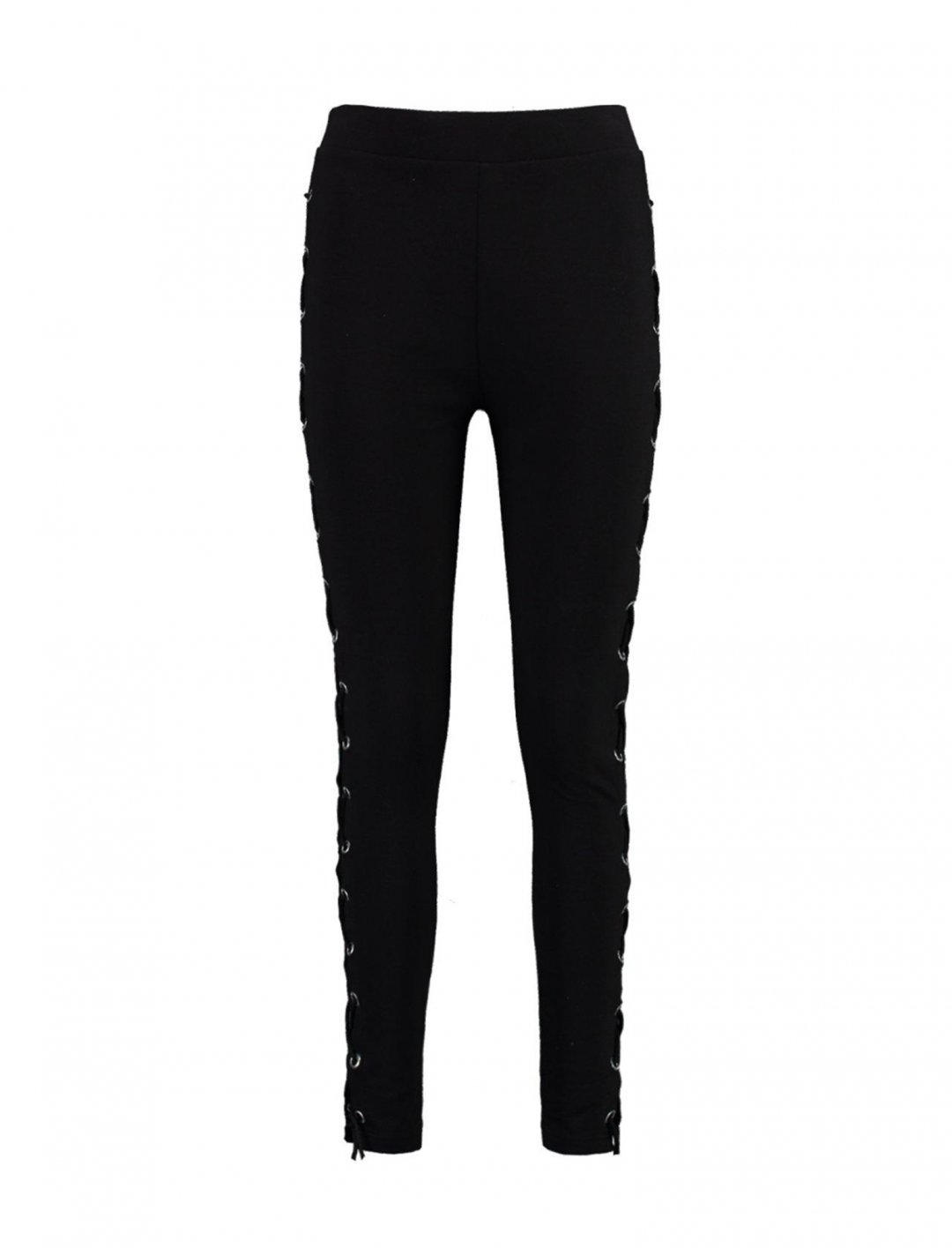 "Boohoo Lace Up Side Leggings {""id"":5,""product_section_id"":1,""name"":""Clothing"",""order"":5} Boohoo"