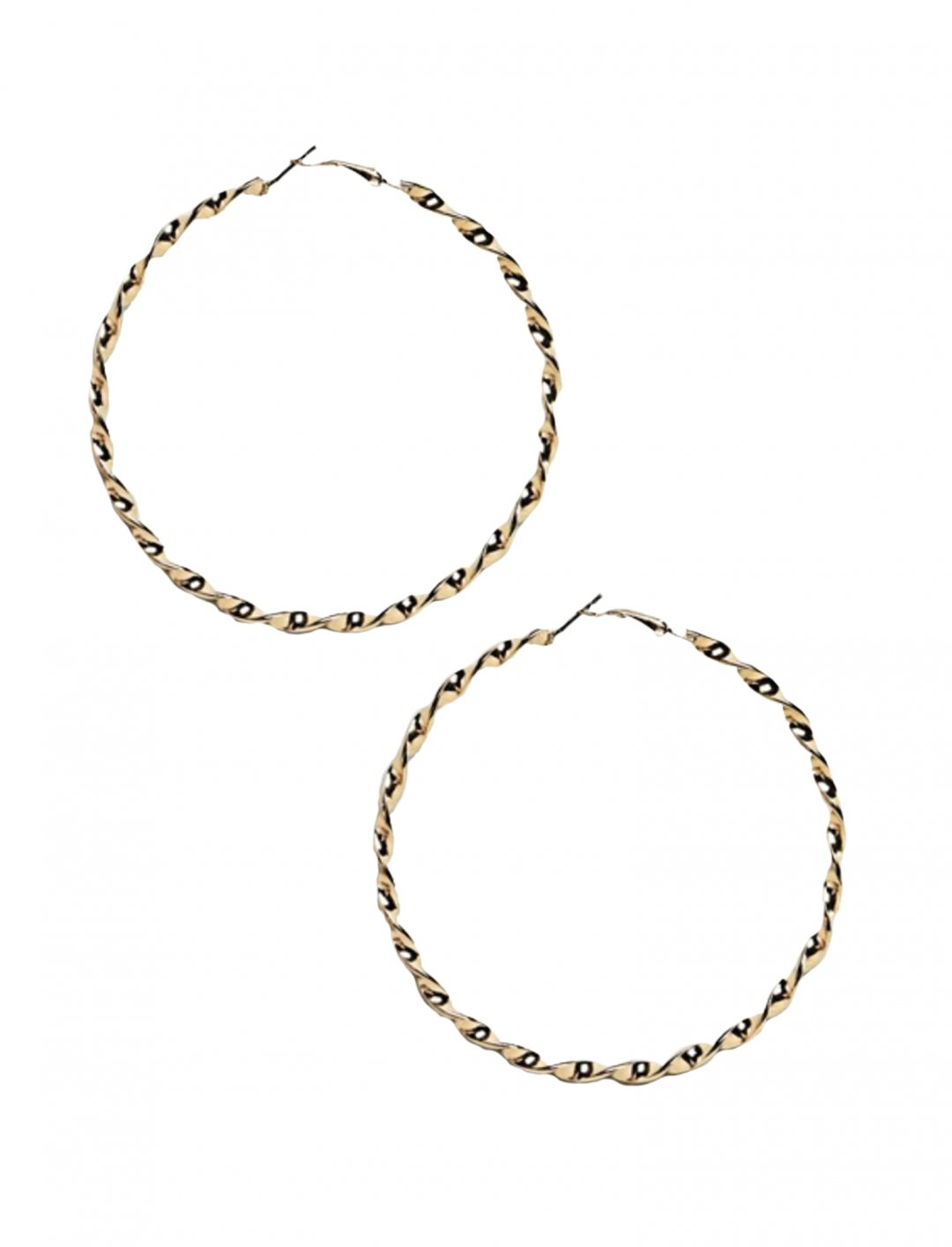 "DesignB London Hoop Earrings {""id"":10,""product_section_id"":1,""name"":""Jewellery"",""order"":10} DesignB London"