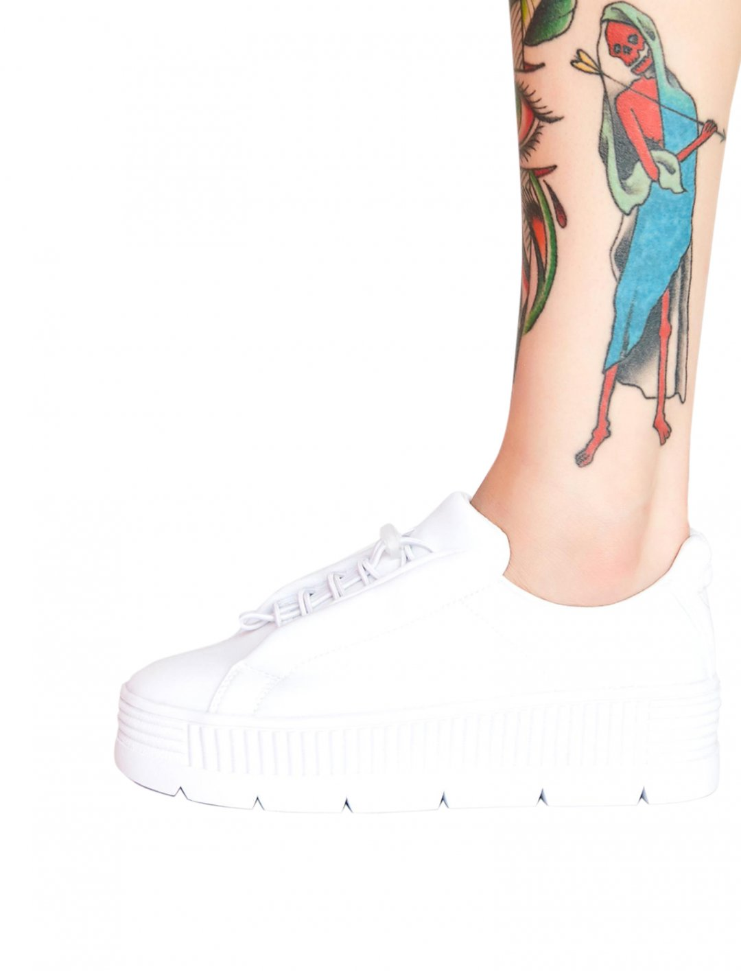 "Dolls Kill Platform Sneakers {""id"":12,""product_section_id"":1,""name"":""Shoes"",""order"":12} Dolls Kill"