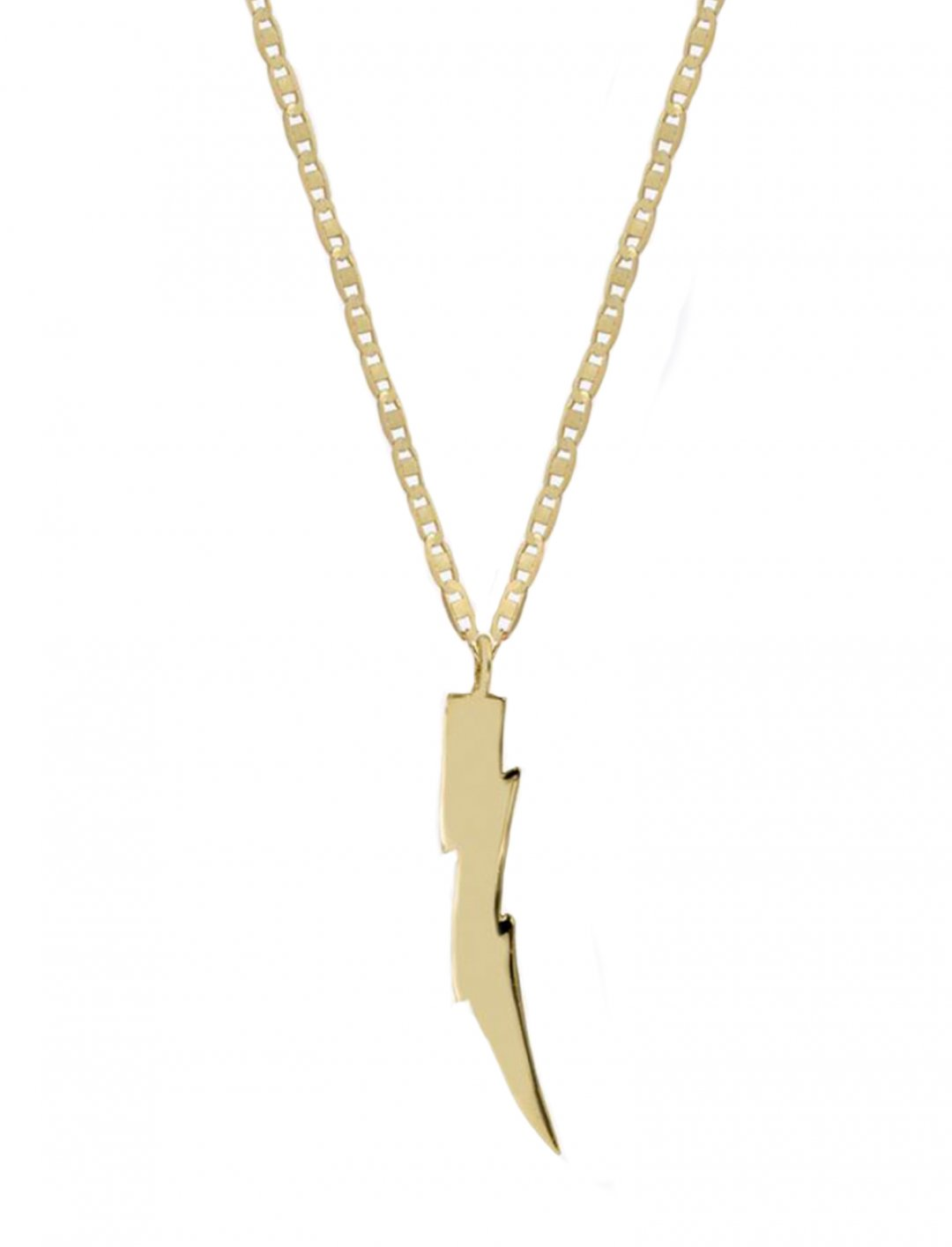 "Era's Bolt Necklace {""id"":16,""product_section_id"":1,""name"":""Accessories"",""order"":15} Shami"
