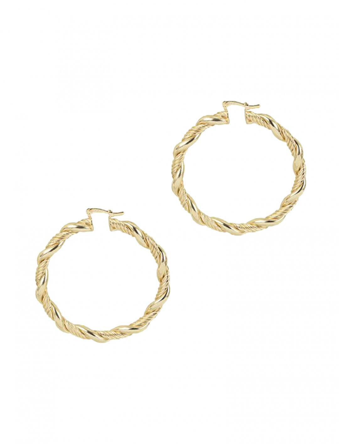 "Era's Wired Hoop Earrings {""id"":10,""product_section_id"":1,""name"":""Jewellery"",""order"":10} Shami"