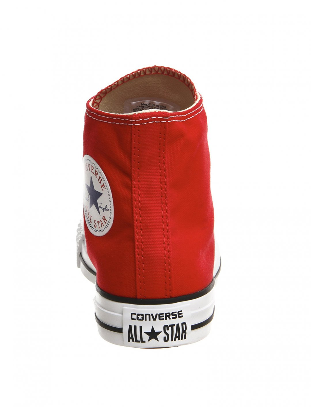 "Converse All Star Hi Red Canvas {""id"":12,""product_section_id"":1,""name"":""Shoes"",""order"":12} Converse"