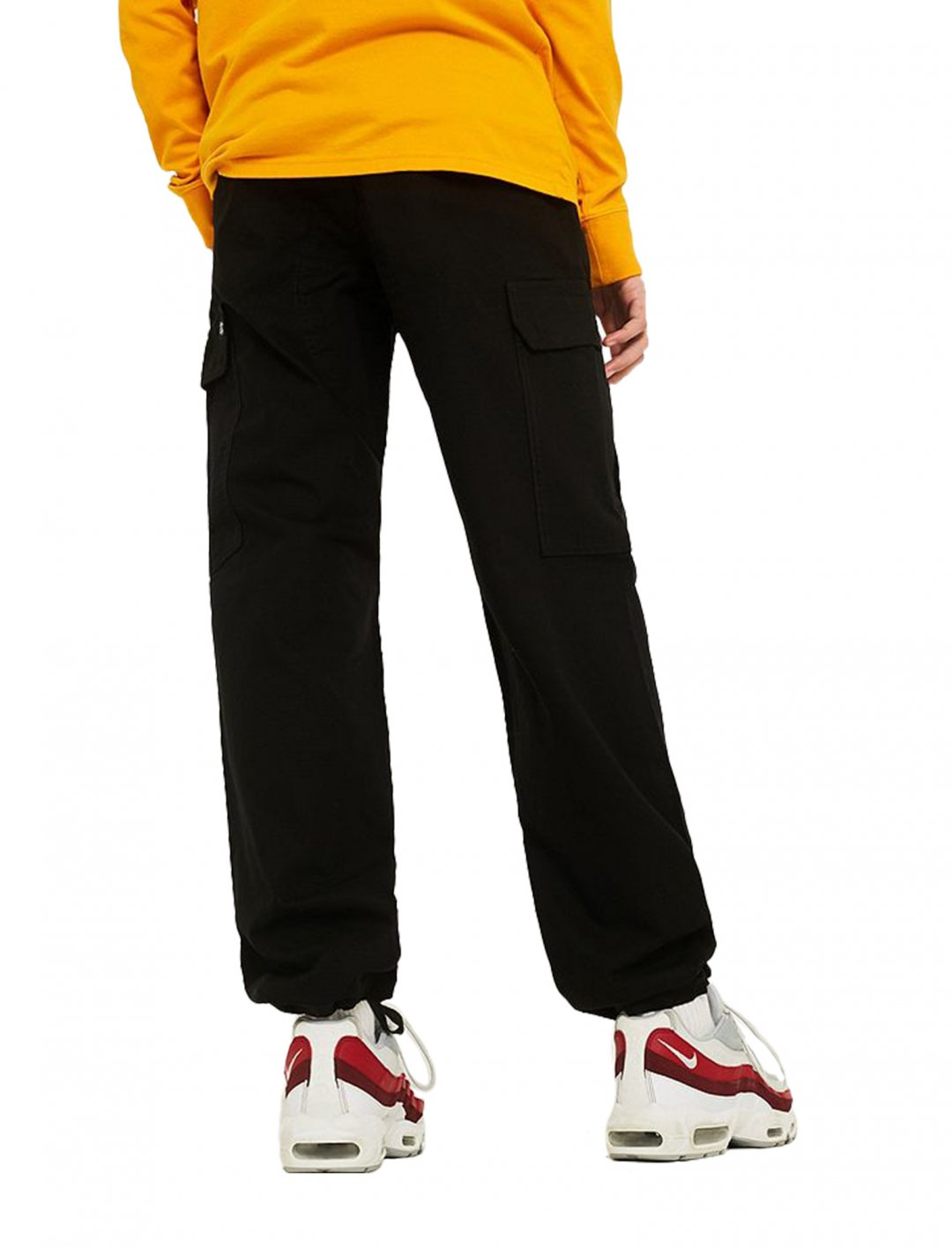 "Dickies Black Cargo Trousers {""id"":5,""product_section_id"":1,""name"":""Clothing"",""order"":5} Dickies"