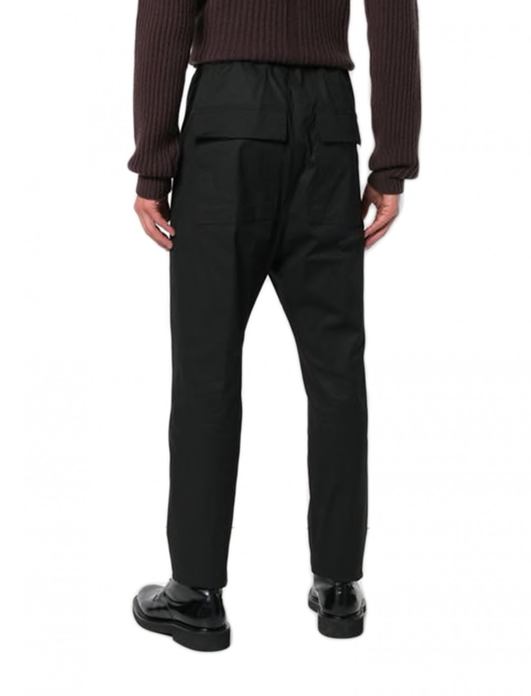 "G-Eazy's Drawstring Trousers {""id"":5,""product_section_id"":1,""name"":""Clothing"",""order"":5} Rick Owens"