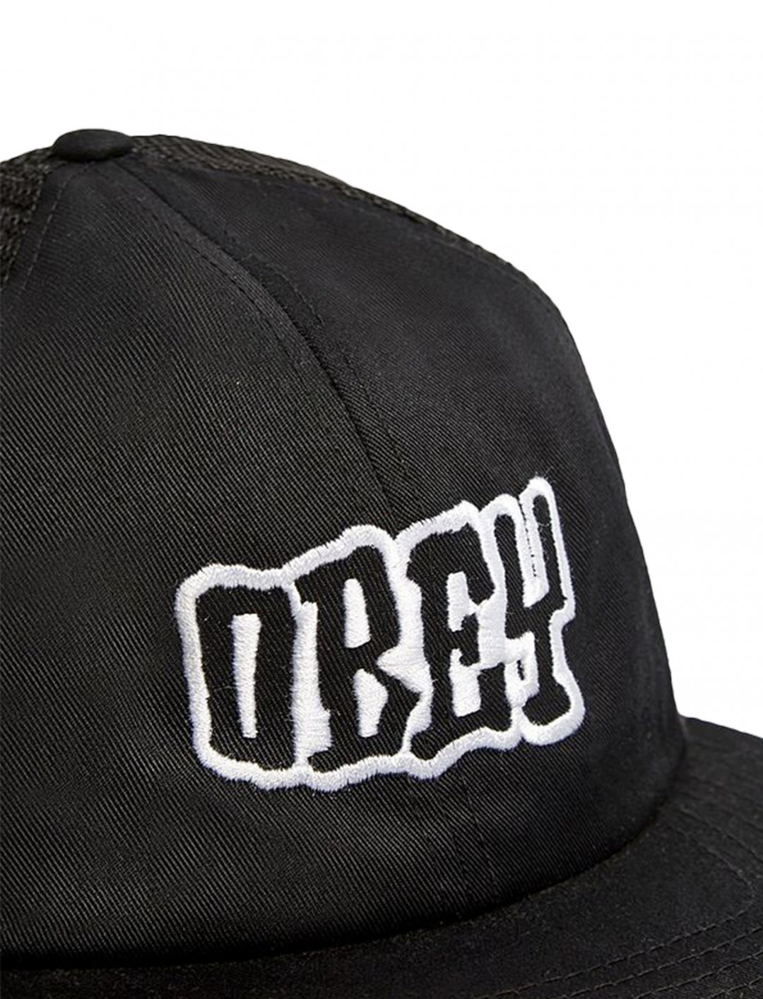 "Obey Black Trucker Cap {""id"":16,""product_section_id"":1,""name"":""Accessories"",""order"":15} Obey"
