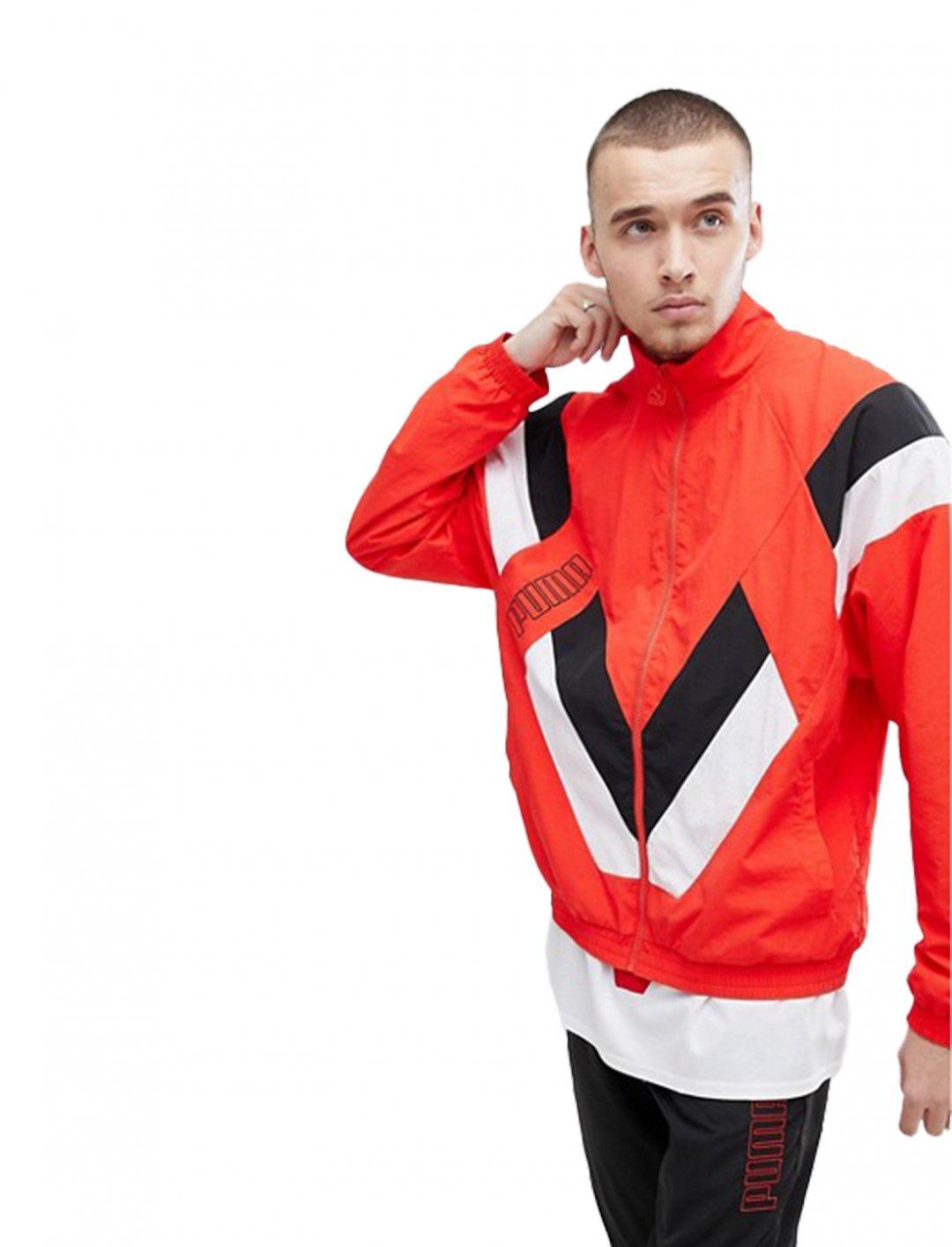 "Puma Heritage Jacket {""id"":5,""product_section_id"":1,""name"":""Clothing"",""order"":5} Puma"