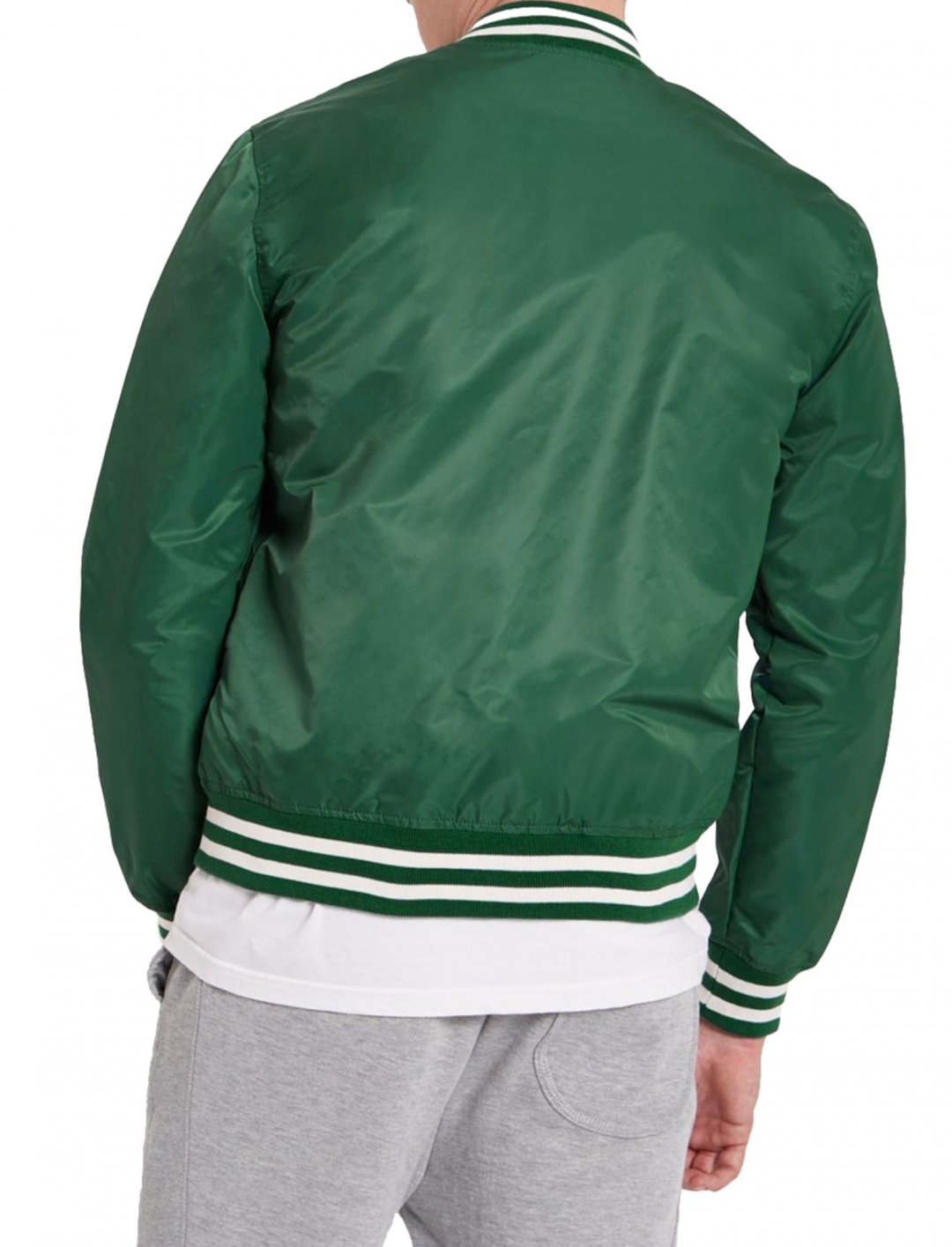 "River Island Varsity Jacket {""id"":5,""product_section_id"":1,""name"":""Clothing"",""order"":5} River Island"