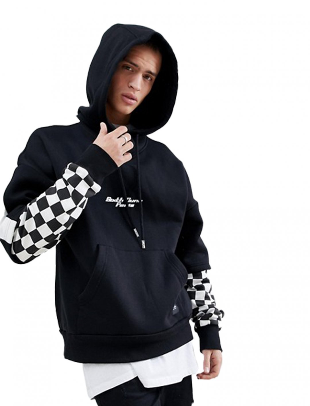 "Sixth June Oversized Hoodie {""id"":5,""product_section_id"":1,""name"":""Clothing"",""order"":5} Sixth June"