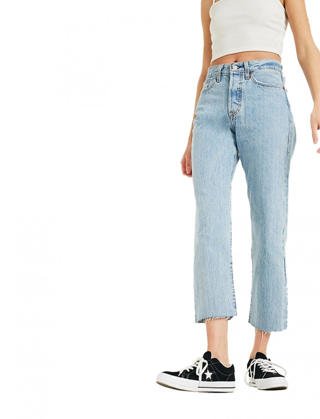 "Straight Leg Jeans {""id"":5,""product_section_id"":1,""name"":""Clothing"",""order"":5} Levi's"