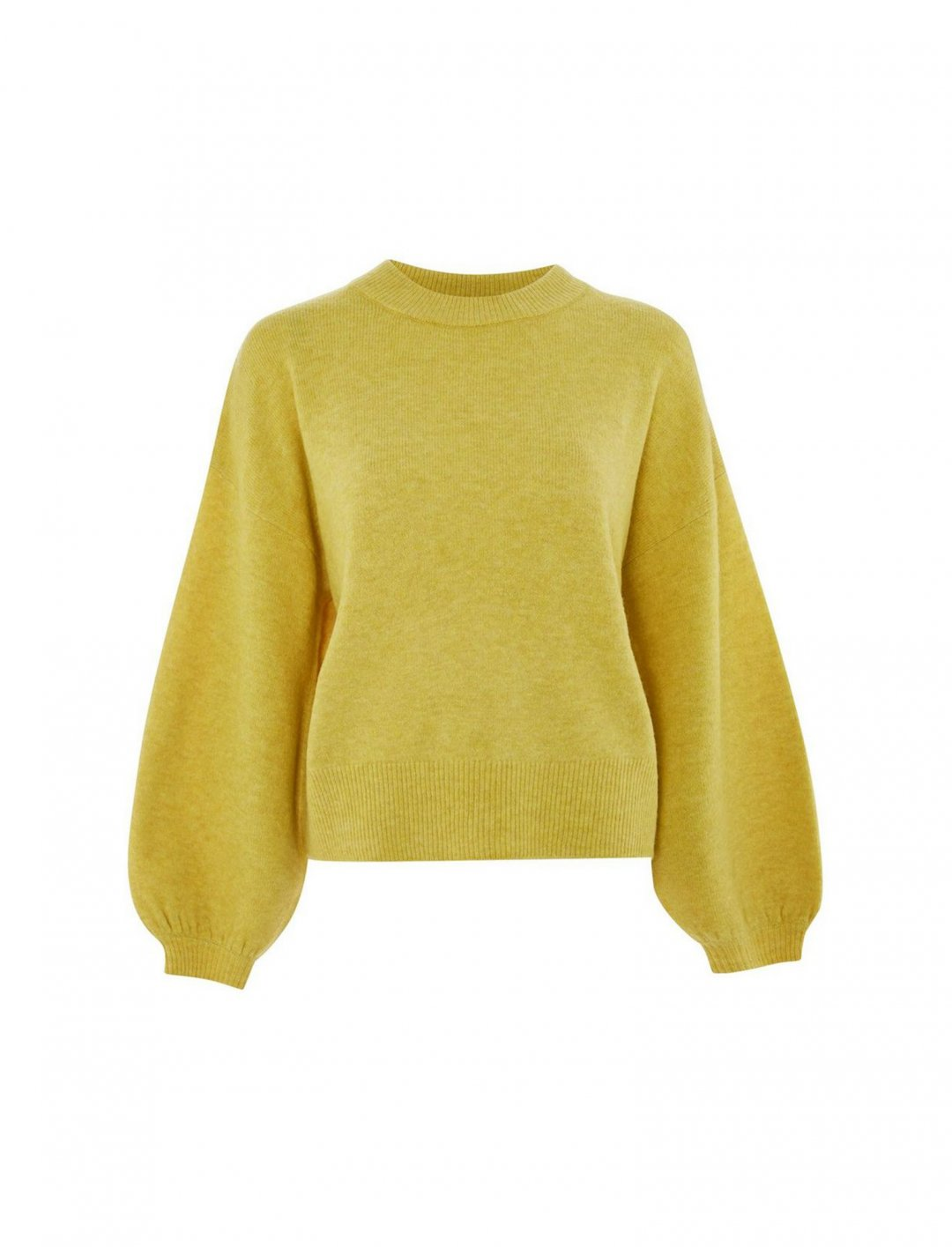 "Topshop Blouson Sleeve Jumper {""id"":5,""product_section_id"":1,""name"":""Clothing"",""order"":5} Topshop"