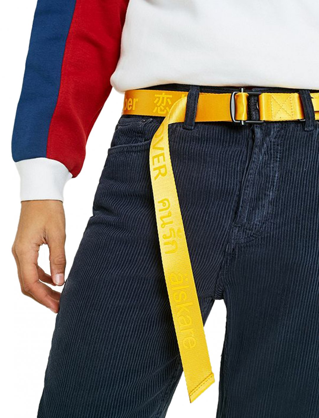 "UO Lover Yellow Belt {""id"":16,""product_section_id"":1,""name"":""Accessories"",""order"":15} Urban Outfitters"