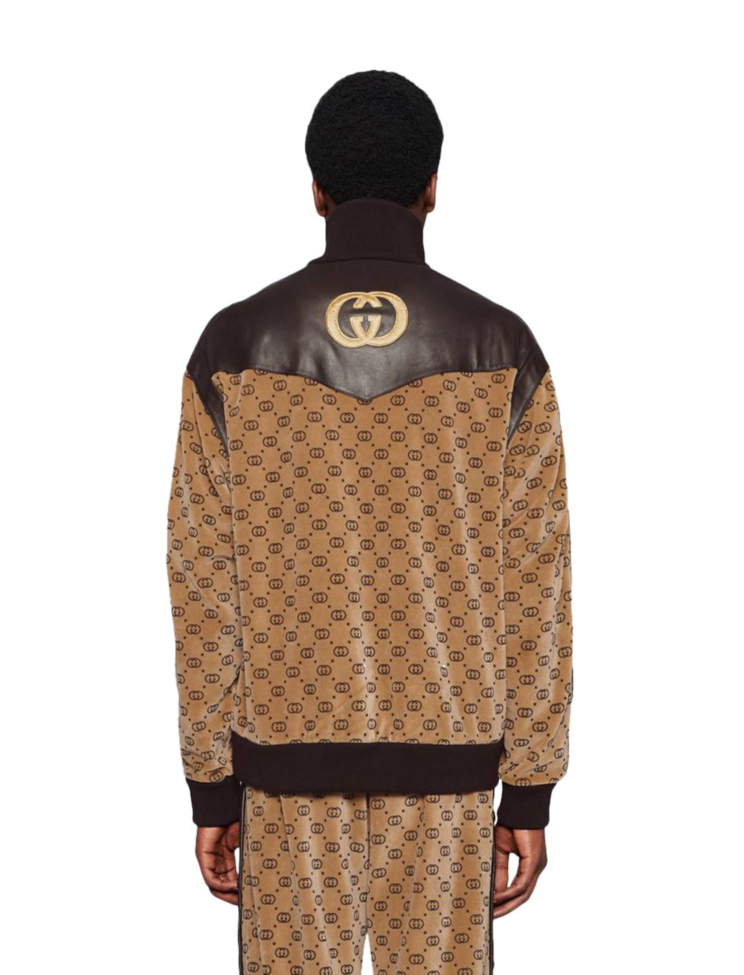 "French Montana's Sweatshirt {""id"":5,""product_section_id"":1,""name"":""Clothing"",""order"":5} Gucci"