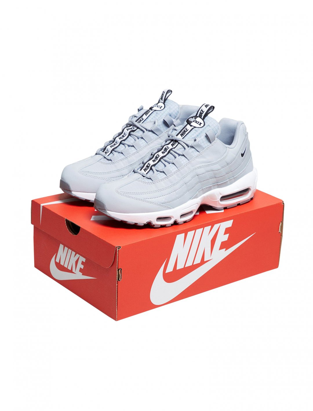 "Nike Air Max 95 Taped {""id"":12,""product_section_id"":1,""name"":""Shoes"",""order"":12} Nike"