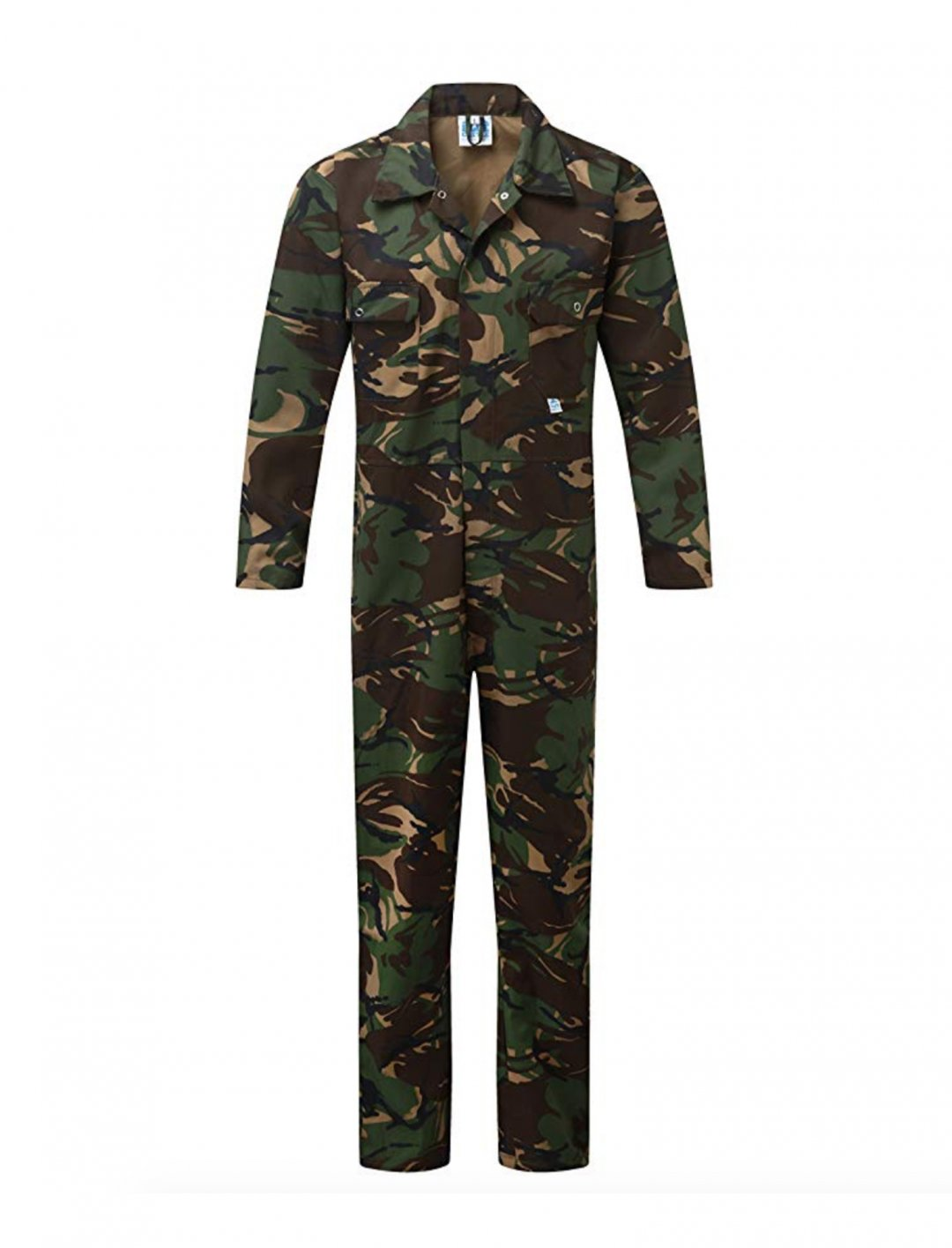 """Boilersuit In Camo {""""id"""":5,""""product_section_id"""":1,""""name"""":""""Clothing"""",""""order"""":5} Castle Clothing"""
