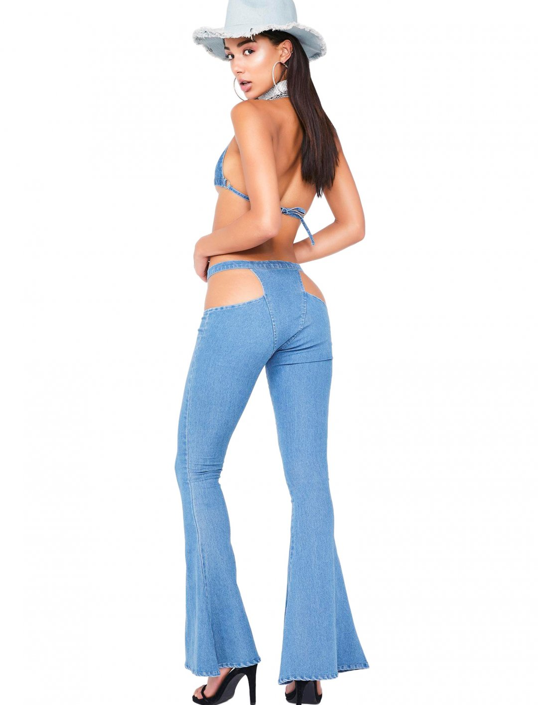 """Denim Pants {""""id"""":5,""""product_section_id"""":1,""""name"""":""""Clothing"""",""""order"""":5} Poster Grl"""