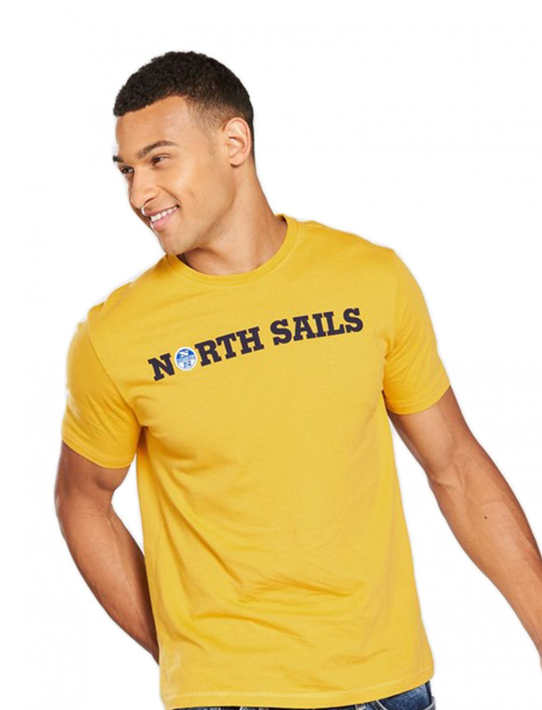 """Graphic T-Shirt {""""id"""":5,""""product_section_id"""":1,""""name"""":""""Clothing"""",""""order"""":5} North Sails"""