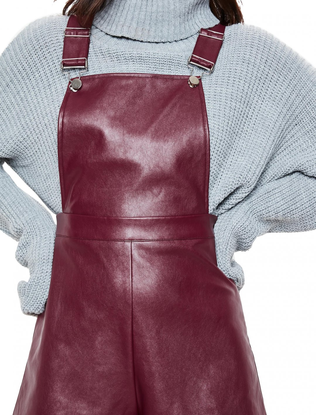 """Pinafore Playsuit {""""id"""":5,""""product_section_id"""":1,""""name"""":""""Clothing"""",""""order"""":5} Missguided"""