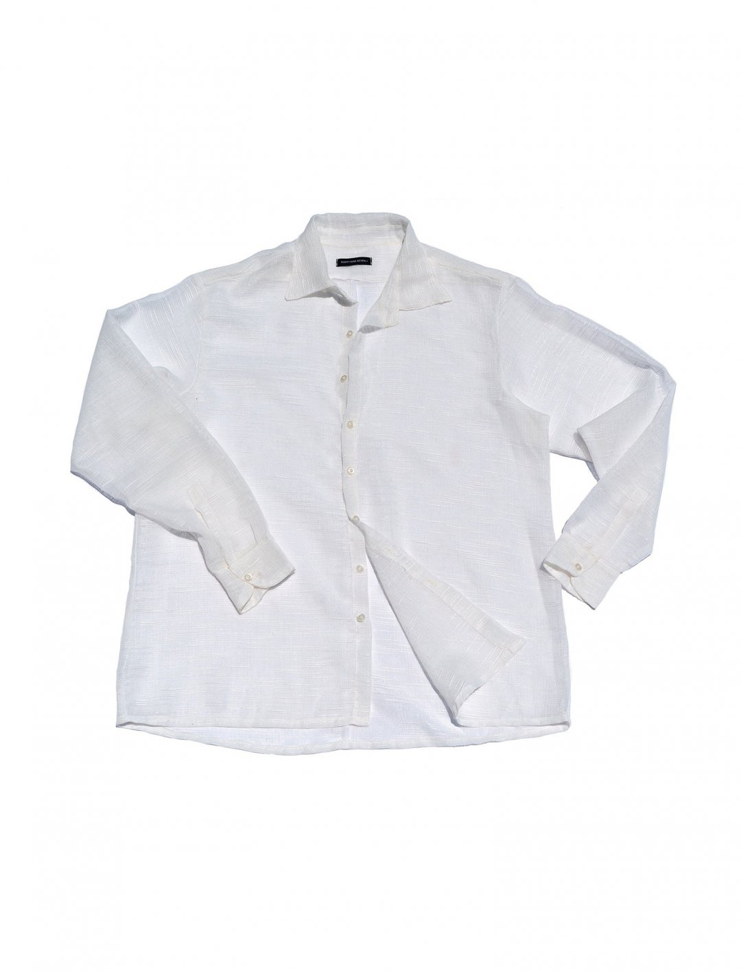 """Sheer Linen Shirt {""""id"""":5,""""product_section_id"""":1,""""name"""":""""Clothing"""",""""order"""":5} 39 Seven"""