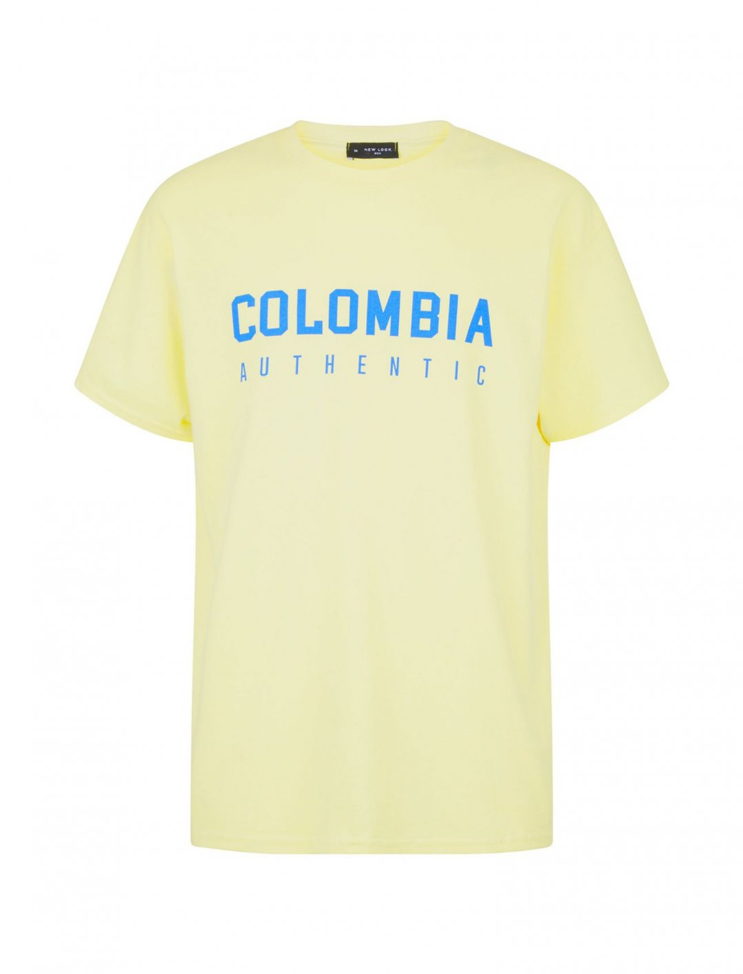 """T-Shirt In Yellow {""""id"""":5,""""product_section_id"""":1,""""name"""":""""Clothing"""",""""order"""":5} New Look"""