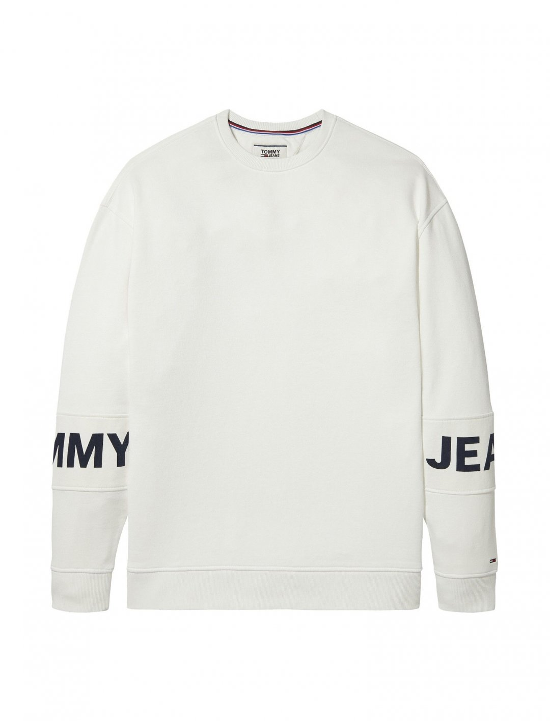 "Hex' Sweatshirt {""id"":5,""product_section_id"":1,""name"":""Clothing"",""order"":5} Tommy Jeans"