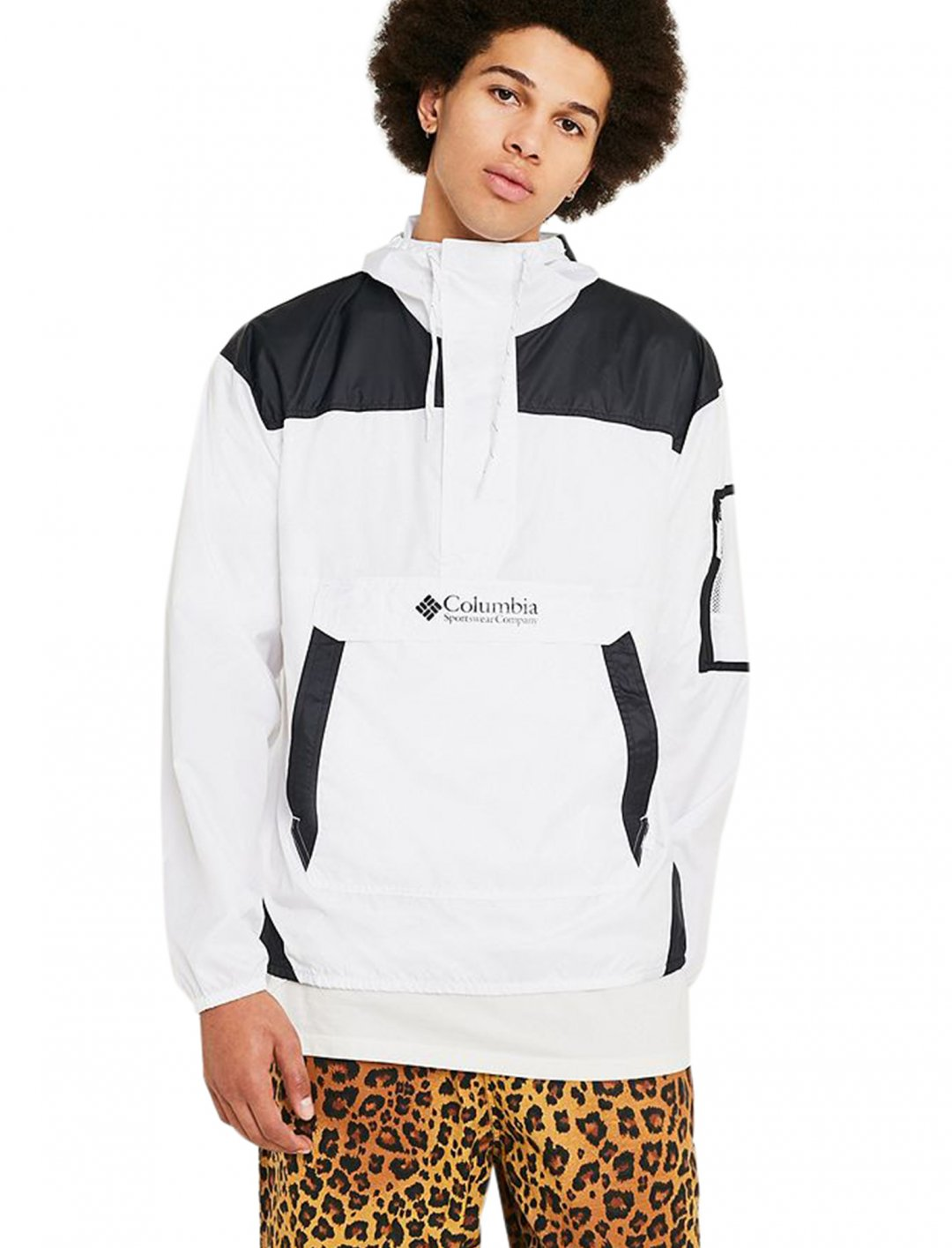 "Windbreaker Jacket {""id"":5,""product_section_id"":1,""name"":""Clothing"",""order"":5} Columbia"