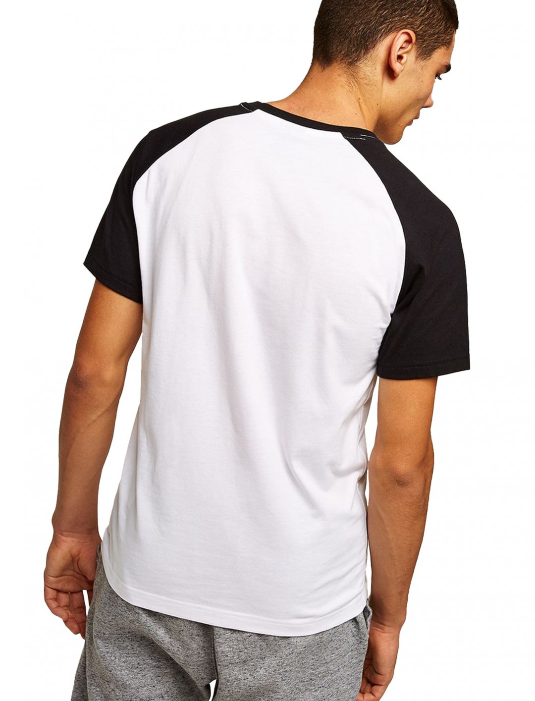 "ChampionWhite Raglan T-Shirt White Raglan T-Shirt {""id"":5,""product_section_id"":1,""name"":""Clothing"",""order"":5} Champion"