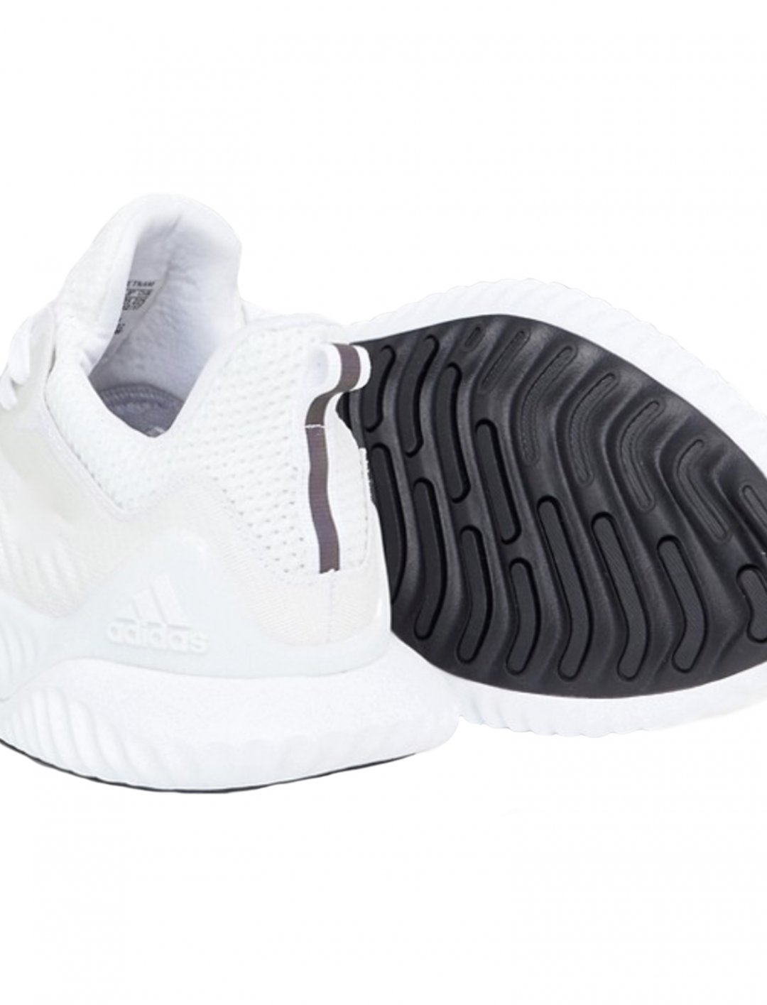 "Alphabounce White Trainers {""id"":12,""product_section_id"":1,""name"":""Shoes"",""order"":12} adidas"