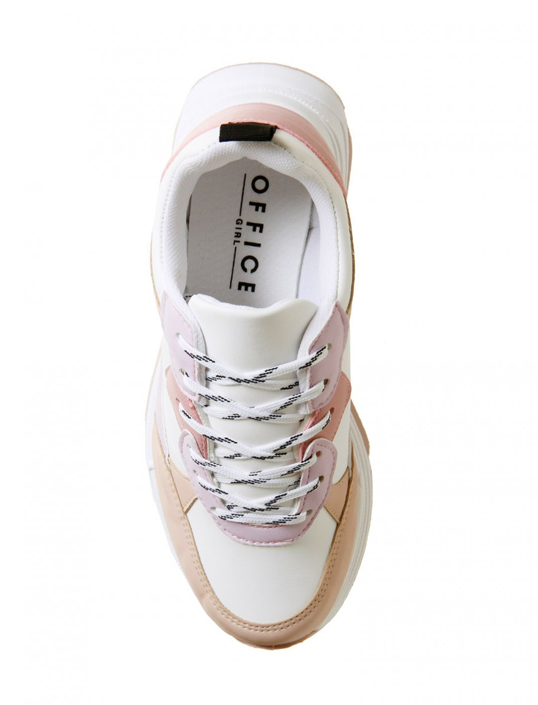 "Chunky Lace Up Trainers {""id"":12,""product_section_id"":1,""name"":""Shoes"",""order"":12} Office"