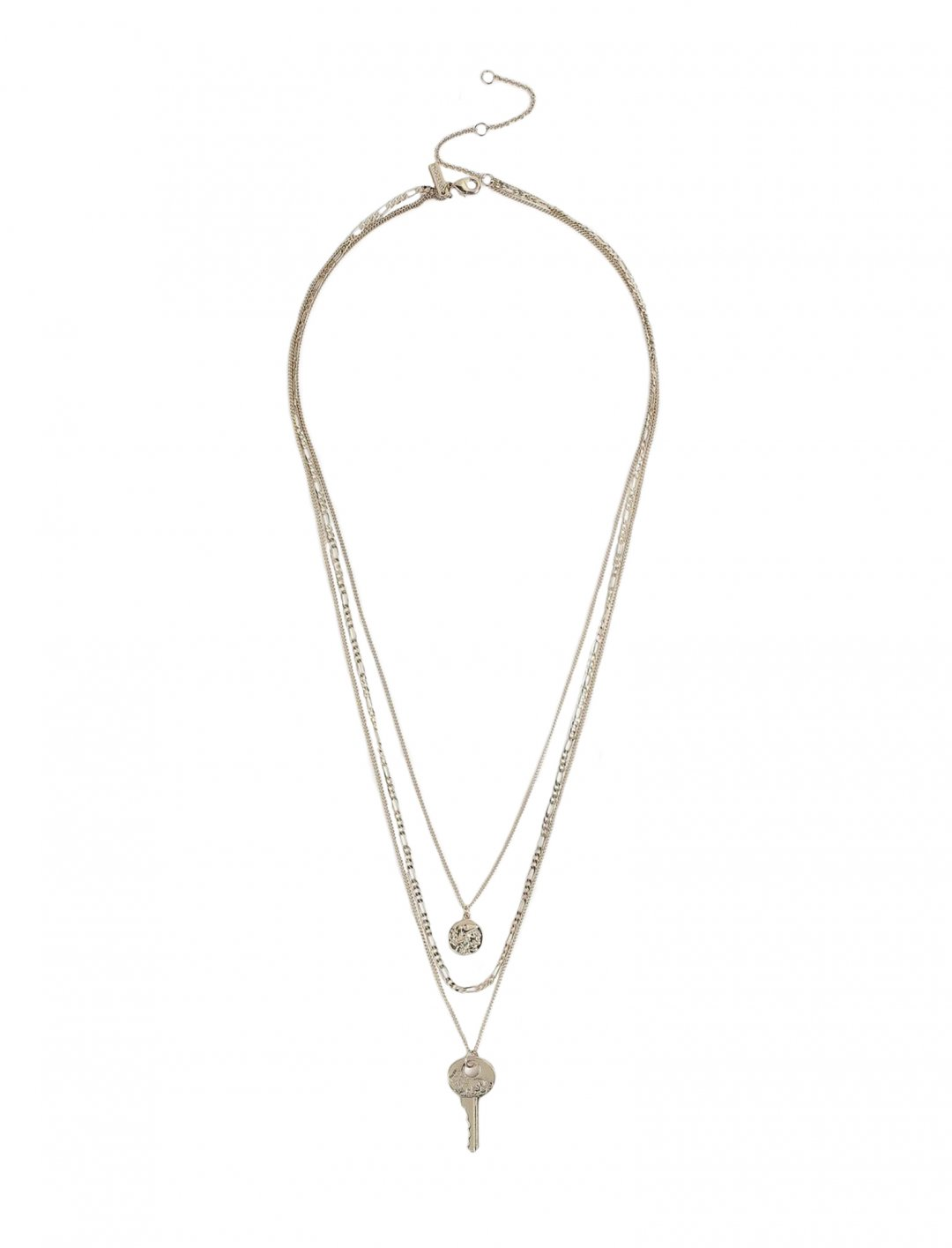 "Coin and Key Multirow {""id"":10,""product_section_id"":1,""name"":""Jewellery"",""order"":10} Topshop"