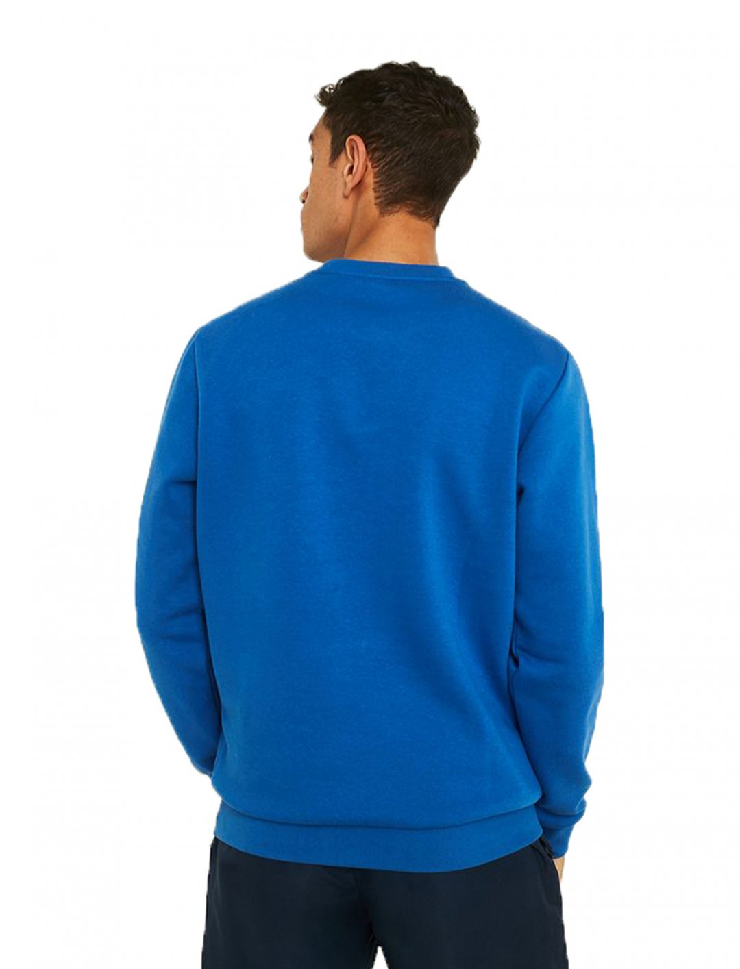 "Crew Neck Sweatshirt {""id"":5,""product_section_id"":1,""name"":""Clothing"",""order"":5} Sergio Tacchini"