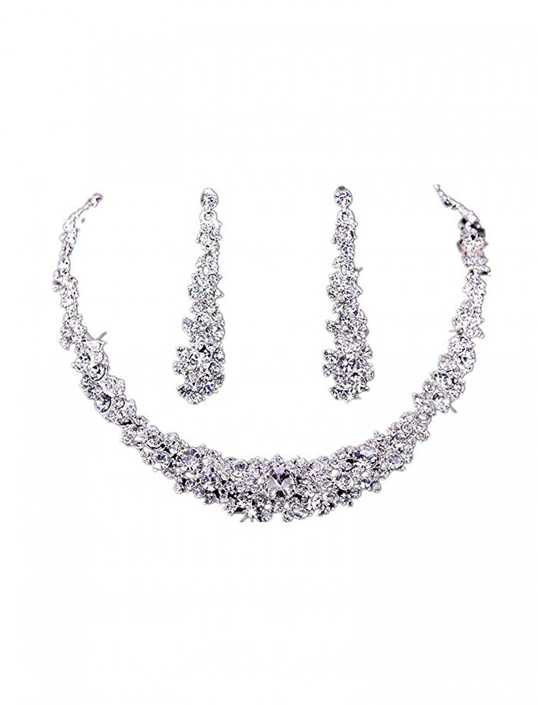"Crystal Bridal Jewelry Sets {""id"":10,""product_section_id"":1,""name"":""Jewellery"",""order"":10} Koly"