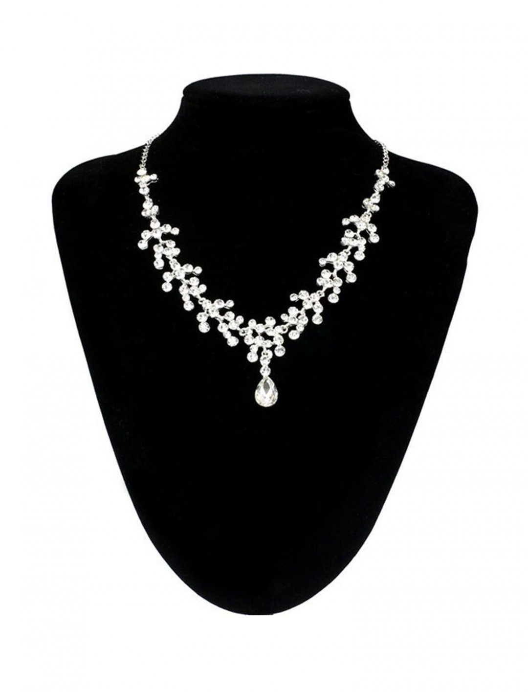 "Crystal Jewelry Set {""id"":10,""product_section_id"":1,""name"":""Jewellery"",""order"":10} Malloom"