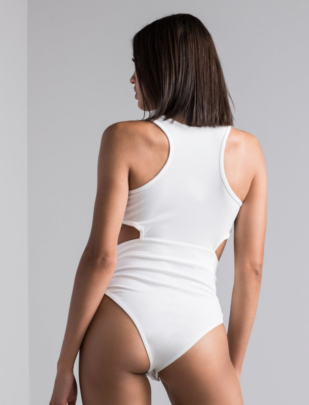 "Cut Out Bodysuit {""id"":5,""product_section_id"":1,""name"":""Clothing"",""order"":5} Akira"