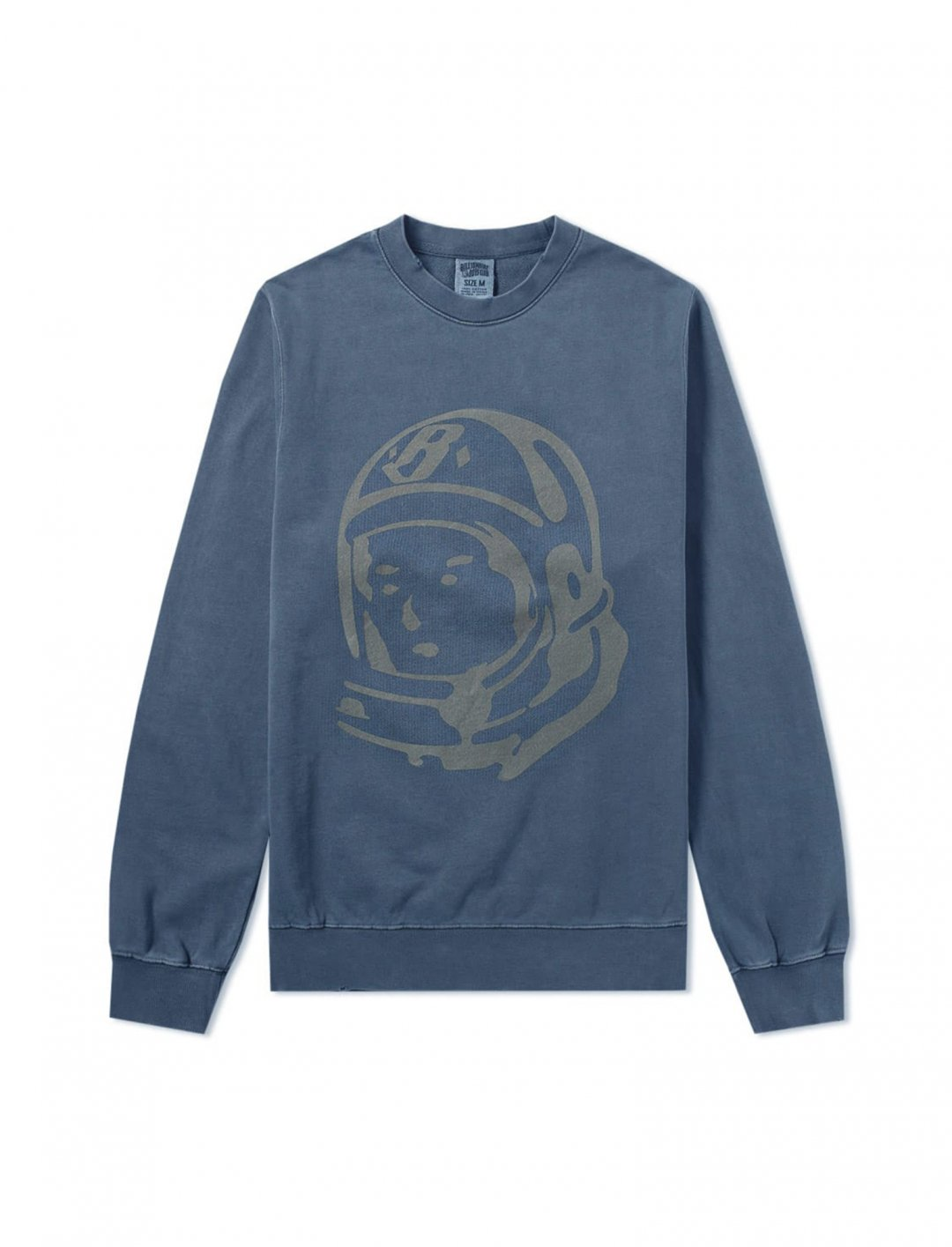"Damaged Crew Sweat {""id"":5,""product_section_id"":1,""name"":""Clothing"",""order"":5} Billionaire Boys Club"