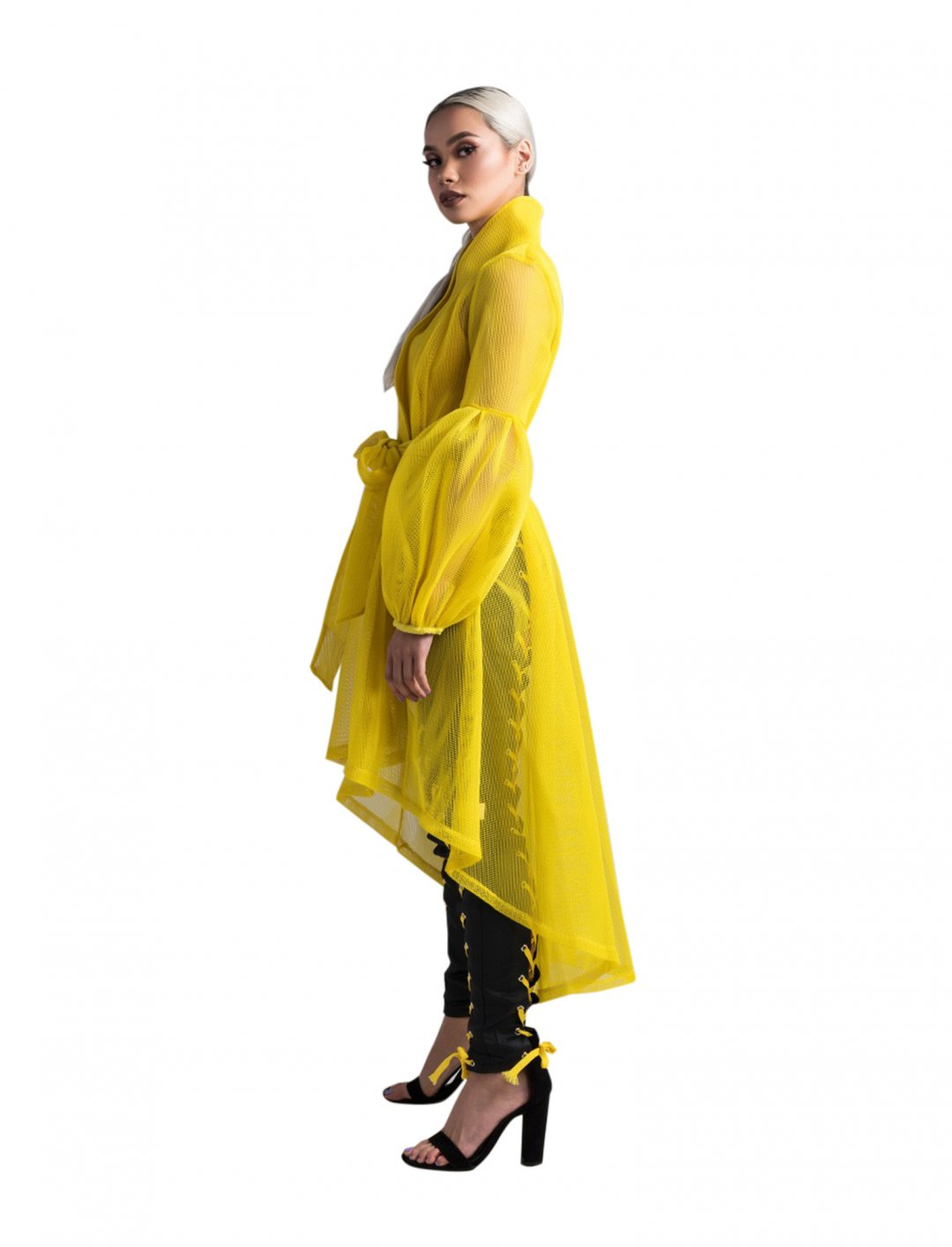 "Expense Me Trench Jacket {""id"":5,""product_section_id"":1,""name"":""Clothing"",""order"":5} Akira"