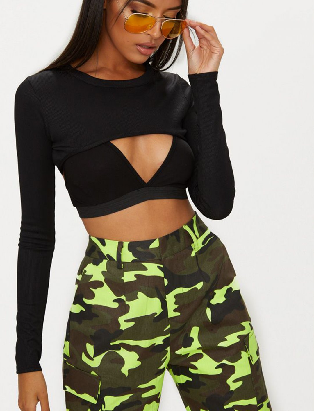 "Extreme Crop Top {""id"":5,""product_section_id"":1,""name"":""Clothing"",""order"":5} PLT"