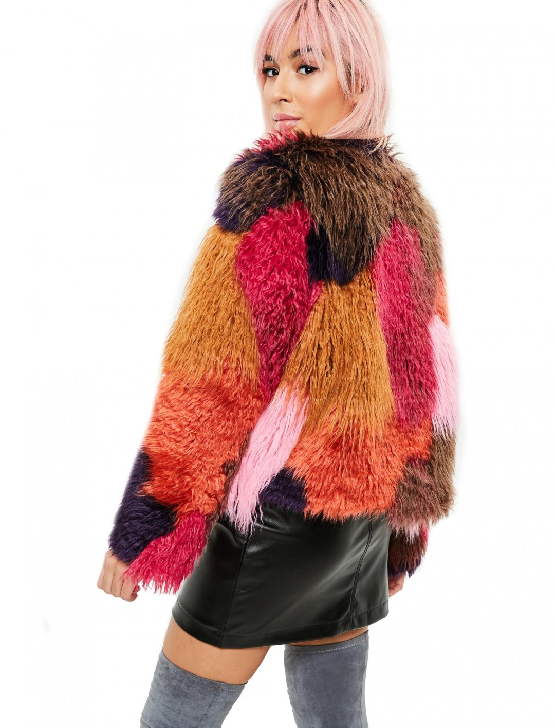 "Faux Fur Coat {""id"":5,""product_section_id"":1,""name"":""Clothing"",""order"":5} Missguided"