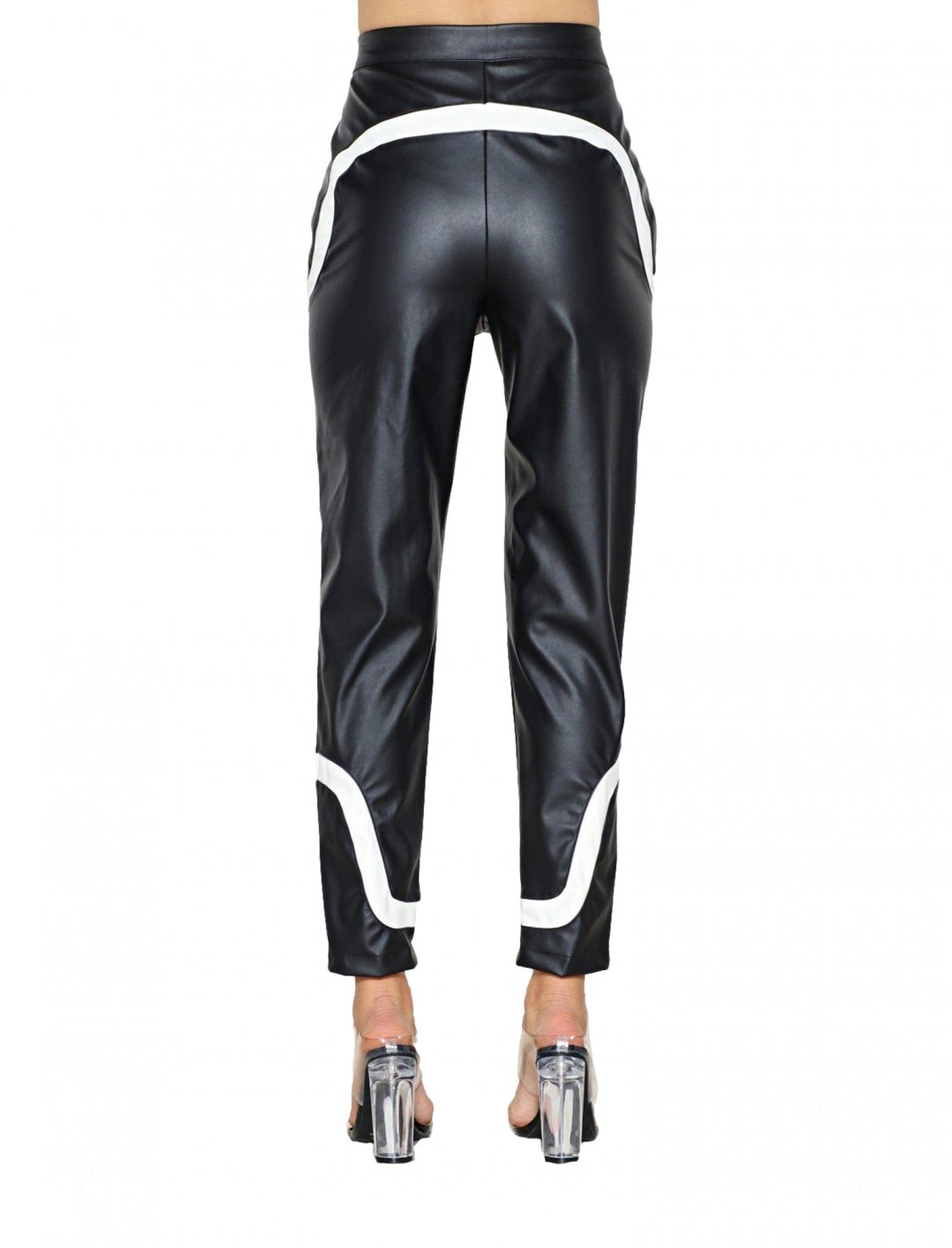 "Faux Leather Pants {""id"":5,""product_section_id"":1,""name"":""Clothing"",""order"":5} Nasty Gal"