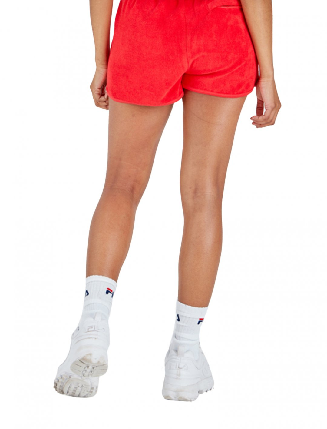 "Follie Towelling Short {""id"":5,""product_section_id"":1,""name"":""Clothing"",""order"":5} Fila"