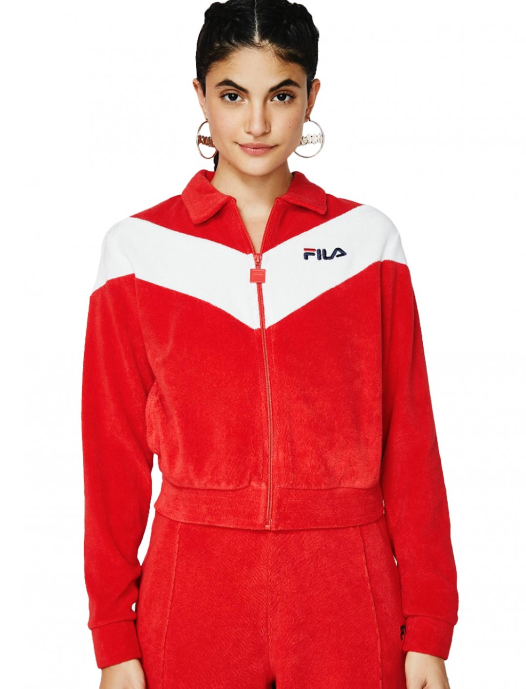 "Fila Track Jacket {""id"":5,""product_section_id"":1,""name"":""Clothing"",""order"":5} Fila"